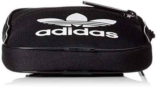 Adidas Adulto B negro Trefoi Unisex Festvl negro Ns Bolso Negro rw5CYXrqx