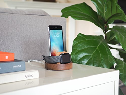 Material Dock - A combination charging dock for iPhone and Apple Watch by Studio Neat (Image #4)