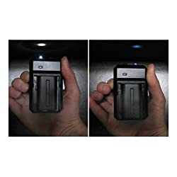 STK's Olympus LI-42B Battery Charger - for various Olympus Stylus Tough Digital Cameras by STK/SterlingTek
