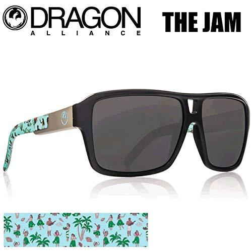 DRAGON DRAGON ドラゴン サングラス メンズ THE JAM- HULA GREY ジャム アイウェア 日本正規品   B073VFC5Y2