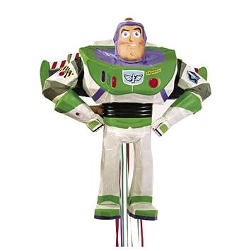 Buzz Lightyear Pinata  Amazon.es  Juguetes y juegos e03a69372dc