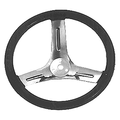 Rotary 5890 10-Inch Steering Wheel for Go-Karts: Automotive