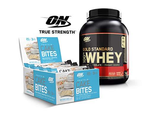 OPTIMUM NUTRITION Gold Standard 100% Whey Protein Powder, Do
