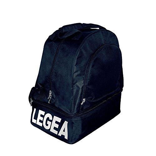 Legea Bolsa de deporte Nuoro Negro Azul Marino