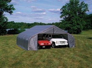 Peak Style Shelter - 8