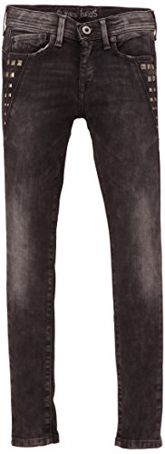 000 Niñas Denim Jeans Pepe Pixel vaqueros Blau qvCYPB