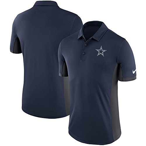 Dallas Cowboys Nike Core Polo (Nike Chest Graphic Polo)