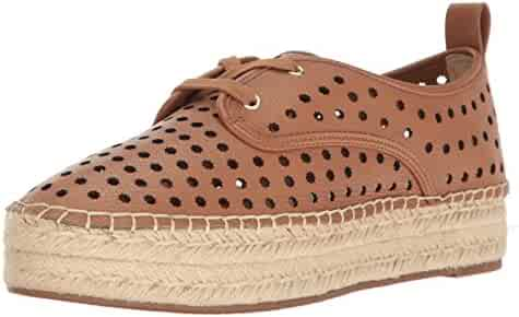 Nine West Women's Garza Leather Boat Shoe