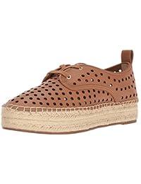 Nine West Women's Garza Leather Boat Shoe