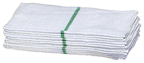 Pro-Clean Basics A51764 Striped Bar Towel, 16