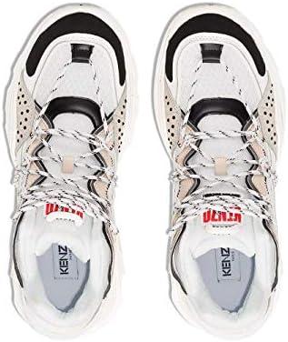 Kenzo Luxury Fashion Herren F965SN300L6993 Beige Leder Sneakers | Frühling Sommer 20