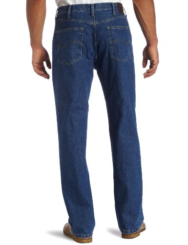 LEE Men's Relaxed Fit Straight Leg Jean, Pepperstone, 38W x 29L by LEE (Image #2)