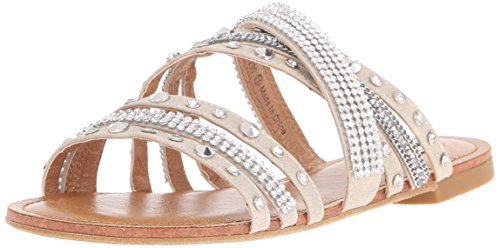 Not Rated Palm isla vestido sandalias de la mujer Cream