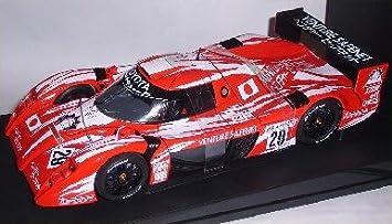 Ts01 Mans Le 118 24h H Auto Art 24 Voiture Toyota wvmnN08