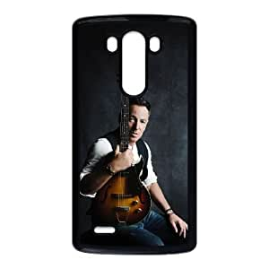 LG G3 Cell Phone Case Black Bruce Springsteen rls