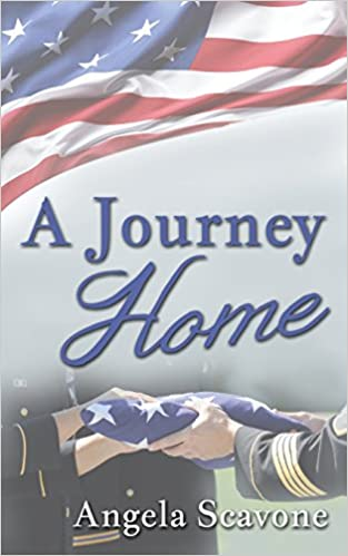 Book Cover for A Journey Home by Angela Scavone