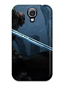 Hot Style JJjKIma10521HreNO Protective Case Cover For Galaxys4(too Human Video Game Other)