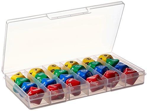 edx Education Jumbo Place Value Dice Classroom Set - Set of 24 (Dice Place Value)