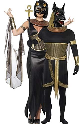 Couples Ladies & Mens Egyptian God Goddess