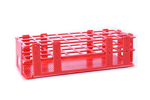 TEST TUBE RACK PLASTIC For 24 tubes (Steam Test)