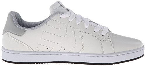 Solaria Publications Fader Ls - Zapatillas de estar por casa Mujer White/Grey