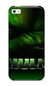 New Case Best Snap-on case cover Designed P7Iah1DxFi7 For Iphone 5c- Hulk