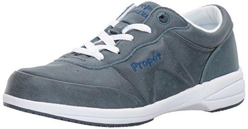 (Propet Women's Washable Walker Walking Shoe, SR Royal Blue/White, 8.5 S US)