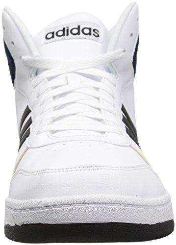 adidas Men's Vs Hoops Mid 2.0 White/Core Black/Collegiate Navy discount supply get authentic cheap price clearance pre order cheap discount looking for for sale 7ClNt1cVN