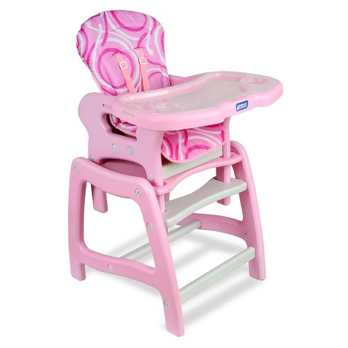 badger-basket-envee-baby-high-chair-with-playtable-conversion-pink-white