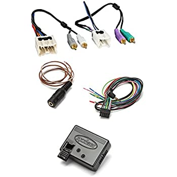 41d3PvLFLSL._SL500_AC_SS350_ amazon com amplifier integration wiring wire harness for select metra 70-7551 wiring diagram at edmiracle.co