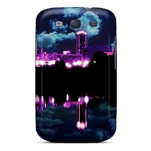 Tpu NiGUPzm4977VopBC Case Cover Protector For Galaxy S3 - Attractive Case
