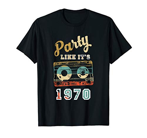 Party Like It's 1970 Retro 70s Party Outfit Costume ()