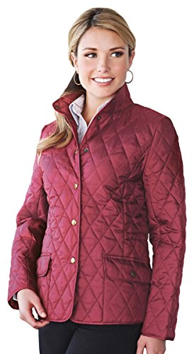 Quilted Riding Jacket - 3