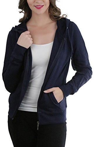 Zipper Hooded Fleece - 8