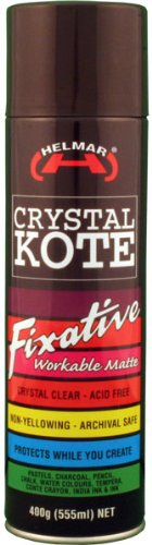 Helmar USA 747311800157 Crystal Kote Fixative Spray, 14.11-Ounce by Helmar USA