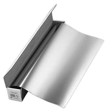 Amazon.com: 321 acero inoxidable papel de aluminio, sin ...