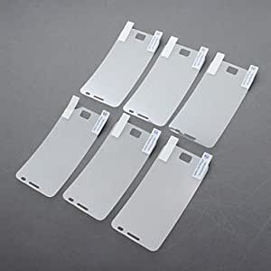 good 6 In 1 HD Screen Protector for Samsung Galaxy S I9000