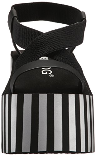 Bayer black Wedge Women's ws Rocket Dog Sandal E7qw4nxf8R