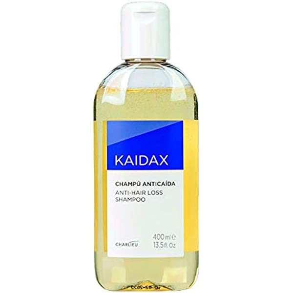 KAIDAX CHAMPU ANTICAIDA 400 ML: Amazon.es: Belleza