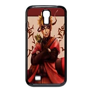 Fashiondiy Naruto Naruto Uzumaki Immortal model Customed Design SamSung Galaxy S4 I9500 Hard Plastic Case Cover