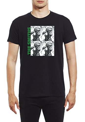 The Smiths Meat is Murder Men's Fashion Quality Heavyweight T-Shirt. Black/2XL (Is Smiths T Meat The Murder Shirt)