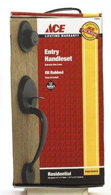 Single Deadbolt ACE 3970N 082901207726 (Ace Hardware Door Handles)
