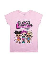 L.O.L. Surprise! Girls Toy Shirt - LOL Surprise Tee - Lil Outrageous Littles T-Shirt