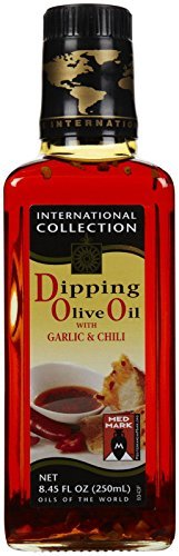 International Collection Garlic Chili Dipping Oil, 8.45 oz