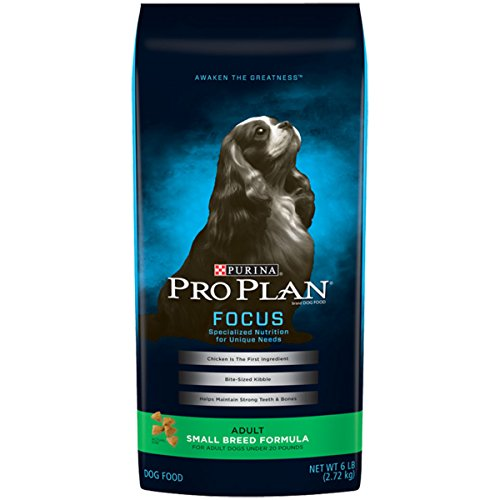 Purina Pro Plan Focus Small Breed Formula Adult Dry Dog Food - 6 Lb. Bag