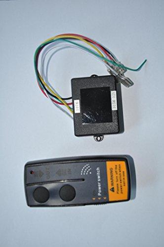 Electric Winch Wireless Remote Control System ()