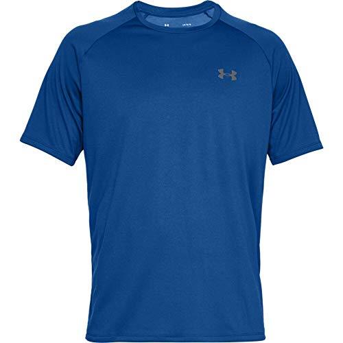 graphite Under 400 0 2 Bleu Homme shirt Armour T Tee royal fq6Txf