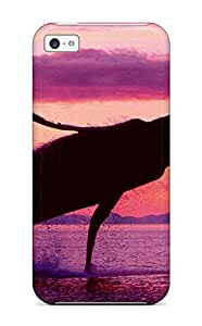Best Premium Iphone 5c Case - Protective Skin - High Quality For Whale
