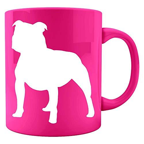 Best gift ideas for American Pitbull Terrier lovers - Colored Mug ()