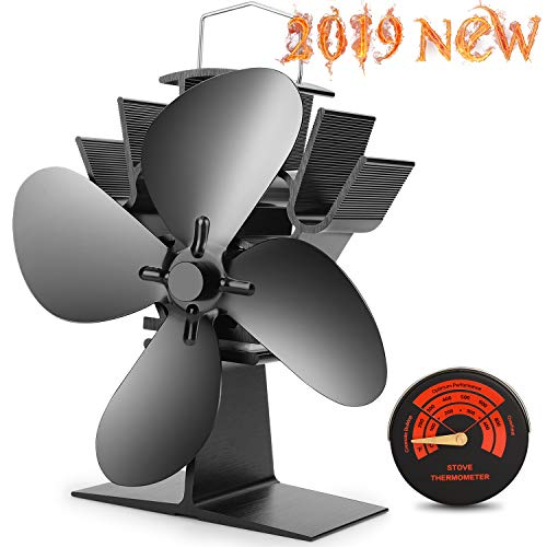wood stove fan caframo - 7